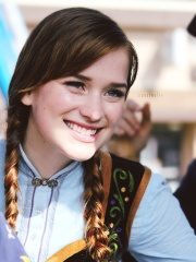 Photo of Elizabeth Lail