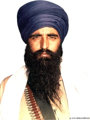 Photo of Jarnail Singh Bhindranwale