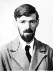 Photo of D. H. Lawrence