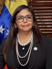 Photo of Delcy Rodríguez