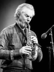 Photo of Jan Garbarek