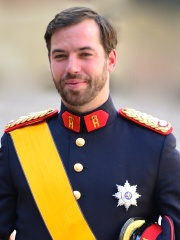 Photo of Guillaume, Hereditary Grand Duke of Luxembourg