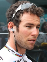 Photo of Mark Cavendish