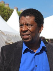 Photo of Dany Laferrière
