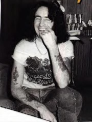 Photo of Bon Scott