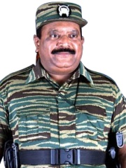 Photo of Velupillai Prabhakaran