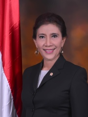 Photo of Susi Pudjiastuti