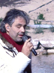 Photo of Andrea Bocelli