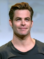 Photo of Chris Pine