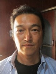 Photo of Kenji Goto