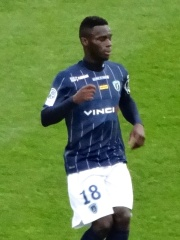 Photo of Jonathan Bamba