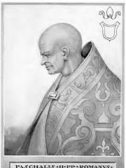 Photo of Pope Paschal II