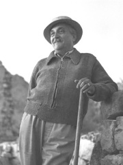 Photo of Marcel Janco