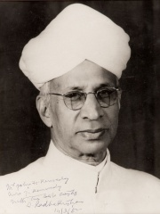 Photo of Sarvepalli Radhakrishnan