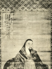 Photo of Emperor Go-Kameyama