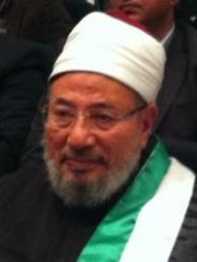 Photo of Yusuf al-Qaradawi