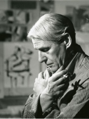 Photo of Willem de Kooning