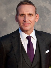 Photo of Christopher Eccleston