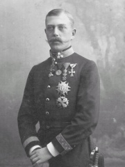 Photo of Archduke Joseph Ferdinand of Austria