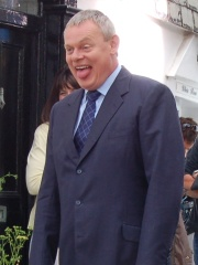 Photo of Martin Clunes