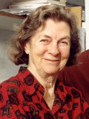 Photo of Anne McLaren