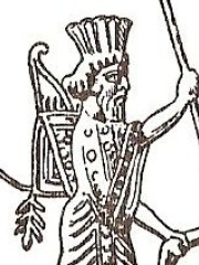 Photo of Cambyses II