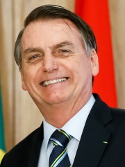 Photo of Jair Bolsonaro