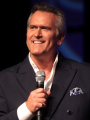 Photo of Bruce Campbell