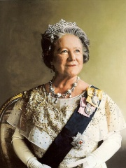 Photo of Queen Elizabeth The Queen Mother
