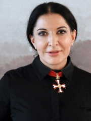 Photo of Marina Abramović