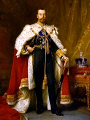 Photo of George V