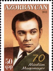 Photo of Muslim Magomayev