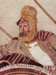 Photo of Darius III