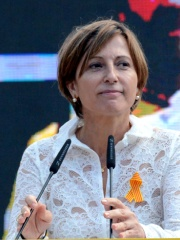 Photo of Carme Forcadell