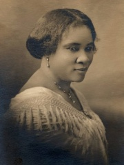 Photo of Madam C. J. Walker