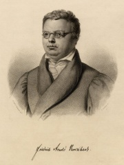 Photo of Friedrich Arnold Brockhaus