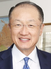 Photo of Jim Yong Kim