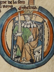 Photo of Æthelred I, King of Wessex