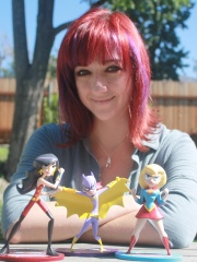 Photo of Lauren Faust