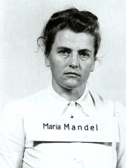 Photo of Maria Mandl