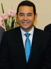Photo of Jimmy Morales