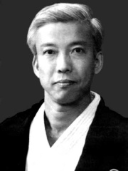 Photo of Moriteru Ueshiba