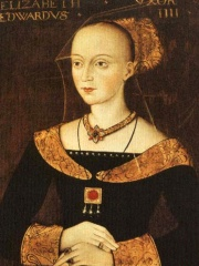 Photo of Elizabeth Woodville