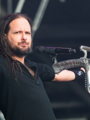 Photo of Jonathan Davis