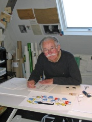 Photo of Dick Bruna