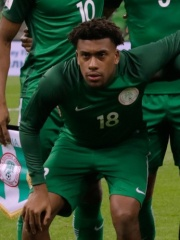 Photo of Alex Iwobi