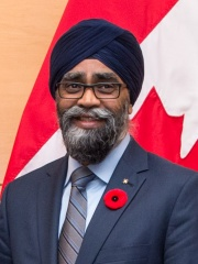 Photo of Harjit Sajjan