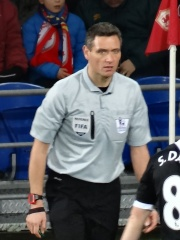 Photo of Andre Marriner
