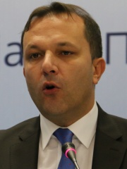 Photo of Oliver Spasovski