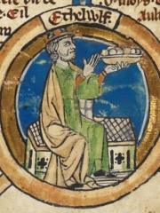 Photo of Æthelwulf, King of Wessex